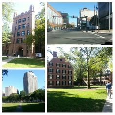 New Haven, CT is gorgeous place.  Also skated around Yale campus feeling smart yo!  #yale #campus #newhaven #Connecticut
