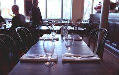 The Winding Stair Dublin - a bookshop & restaurant with an amazing organic menu.