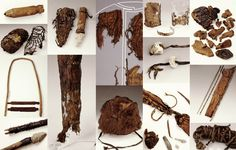 Ötzi's Gear Image Copyright of South Tyrol Museum of Archaeology - www.iceman.it