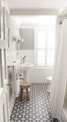 Dreamy Small Bathrooms – Birdie Farm