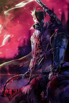 Bloodborne Characters, Bloodborne Art, Fantasy Characters, Sif Dark Souls, Arte Dark Souls, Dark Fantasy, Fantasy Art, Soul Saga, Character Art