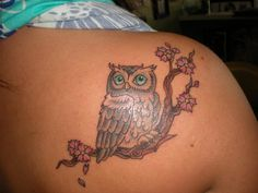 Tattoo! With daisies?