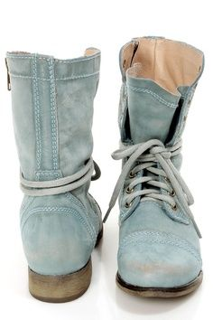 Love the color of these boots - they would go great with jeans...