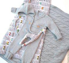 вязанные конверты для новорожденных на выписку: 19 тыс изображений найдено в Яндекс.Картинках Plaid, Diy Crafts, Crochet, Sweaters, Kids, Babys, Knitting, Fashion, Projects