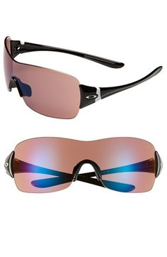 Oakley 'Miss Conduct' Shield Sunglasses for running/walking