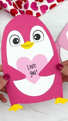 Valentine's Day Crafts For Kids, Animal Crafts For Kids, Daycare Crafts, Toddler Crafts, Preschool Crafts, Art For Kids, Easy Paper Crafts, Paper Crafts Origami, Arts And Crafts