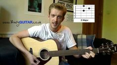 Click here for the full list of Video lessons from Andy- plus chord sheets, TABs, etc; http://www.andyguitar.co.uk/free-guitar-lesson-leeds/video-lessons-index/  In this acoustic guitar lesson series we're going to learn to play TEN songs with the three easiest chords to play on guitar; E major, A major and D major.