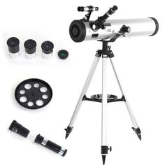 New #700-76 #reflector #astronomical telescope performance white uk fast delivery,  View more on the LINK: http://www.zeppy.io/product/gb/2/172266225525/