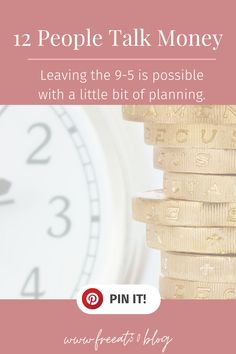 Wondering if you have the financial footing to leave your corporate job? Does escaping the 9-5 feel out of reach for you? Click here to see 12 people give tips about finance on making the escape happen.