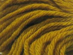 Sultana Plastic Canvas Yarn Gold #430 4 ply 25 yards