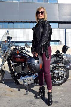 http://www.diseneitorforever.es/harley-davidson-lifestyle/ Autumn outfits 2015 Rock style