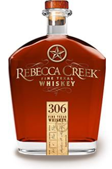 Rebecca Creek Distillery whiskey