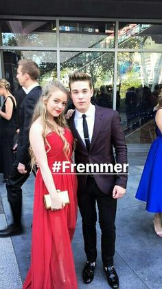 Don't you just love how his hand automatically goes around her hip. Bridesmaid Dresses, Prom Dresses, Wedding Dresses, Formal Dresses, Disney Channel, School Of Rock Musical, Nickelodeon Girls, Jack Avery, All Episodes