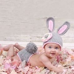 Cute-Baby-Infant-Knitted-Clothing-Set-Rabbit-Costume-font-b-Crochet-b-font-Photo-Props-0.jpg (700×700)