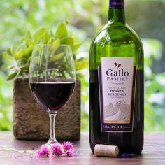 Hearty Burgundy Gallo Family Vineyards   Magnolia Days from @Renee Dobbs {Magnolia Days}