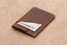 Bellroy Card Sleeve - Cocoa