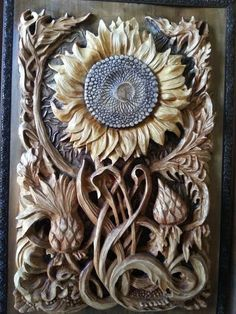 Colorful Furniture, Painting Techniques, Wood Carving, Rose, Floral, Flowers, Crafts, Design, Decor