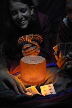 The Solar Light Company - Luci® Aura - Mood-Setting Solar Lantern, £24.95 (http://www.thesolarlightcompany.co.uk/luci-aura-mood-setting-solar-lantern/)