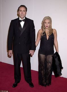 Third times not the charm: Elvis' daughter was married to Nicolas Cage for two years with ...