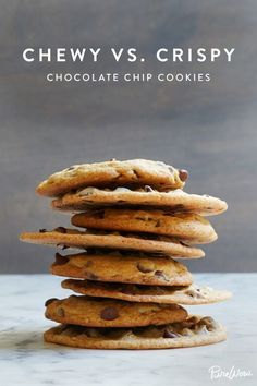 The Ultimate Chocolate Chip Cookie Showdown via @PureWow