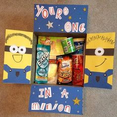 """The """"Pun"""" Package   16 Care Packages That Any College Kid Would Love"""