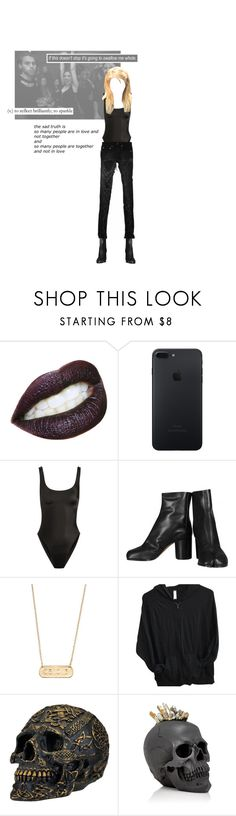 """in three days i'll be out of here and it's not a day too soon"" by avintagemystery ❤ liked on Polyvore featuring Norma Kamali, Maison Margiela, Stella & Dot, American Apparel, Fuji and Lisa Carrier"