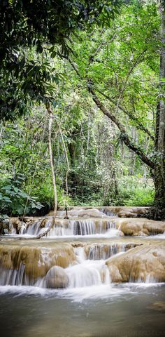 A short trip north of Chiang Mai reveals the unseen natural wonders of Chiang Dao, Thailand | The Sri Sungwan Waterfalls