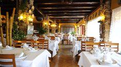 Restaurant el Celler de La Masia, Sant Climent de Peralta
