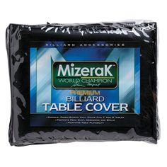 Mizerak Premium Pool Table Cover - P0867