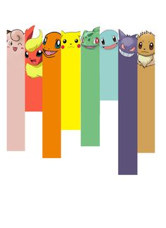 Pokemon  - Must make these for the boys!