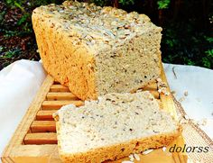Pan de muesli (Panificadora)