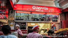 Pizzaria Guerrin Buenos Aires Março 2016