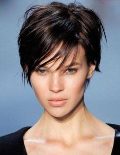 Best 25+ Coupes courtes ideas only on Pinterest | Buzzcut haircut ...