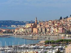St Raphael, France...I see this picture and almost forget how much I hated France