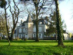 Chateau de La Montchevalleraie