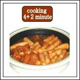 **Cooking timings varies with different models of microwave. Do check between cooking to prevent overheating/ burnt food. You can always ad...