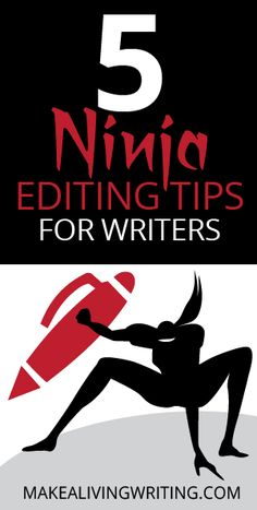 What's the difference between published and unpublished writers? Self-editing. Learn tips to polish your writing — and sell more of it to editors.