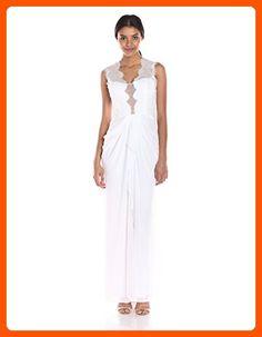 BCBGMax Azria Women's Brandy, White, 0 - All about women (*Amazon Partner-Link)