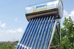 Panou solar apa calda nepresurizat 100 litri - cu automatizare