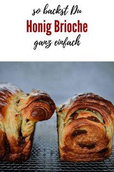 Rezept für Honig Brioche mit Kardamom - Kochen macht glücklich