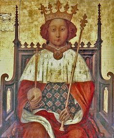 King Richard II of England