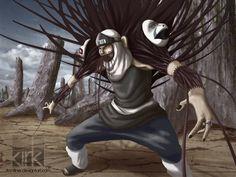 Kakuzu,Akatsuki - Naruto
