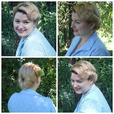 Va-Voom Vintage: The Notebook Fashion and Style Week: Allie's Lake Hair Tutorial