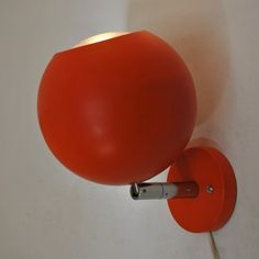 Located using retrostart.com > Spot Wall Lamp by Unknown Designer for Unknown Manufacturer