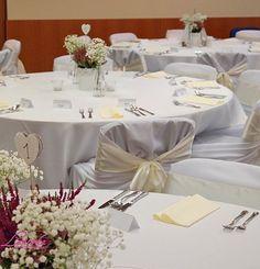 Jemná romantická vintage výzdoba/Romantic vintage wedding decoration