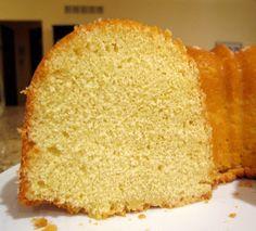 pound cake cream cheese pound cake with strawberry coulis smitten ...