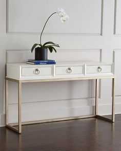 Daisy+Console+at+Horchow.