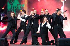 Mikhail Turetsky's Choir, concert in Moscow