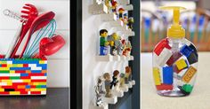 Creative and Practical Ways to Use LEGOs Around the House