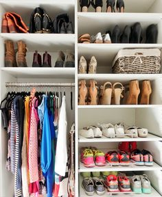 Walk In Closet Design, Closet Designs, Custom Closets, Staying Organized, Life Organization, Shoe Rack, Custom Design, Organizers, Zen